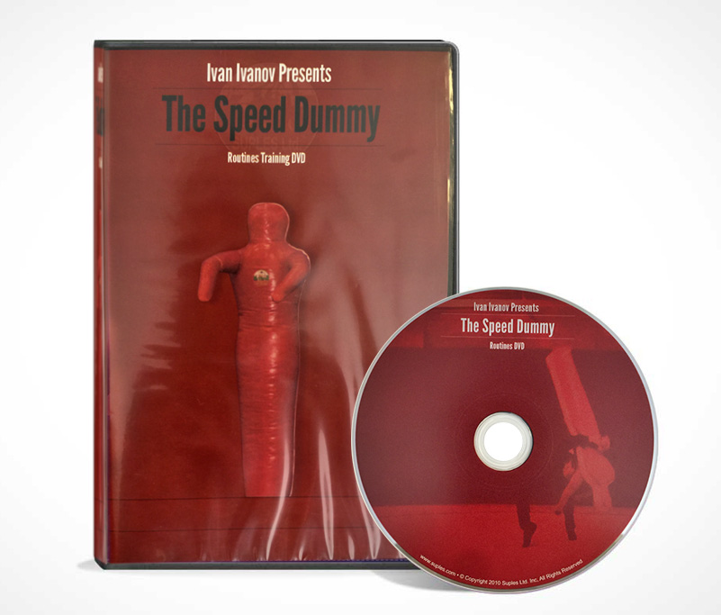 DVD Speed Dummy Routines