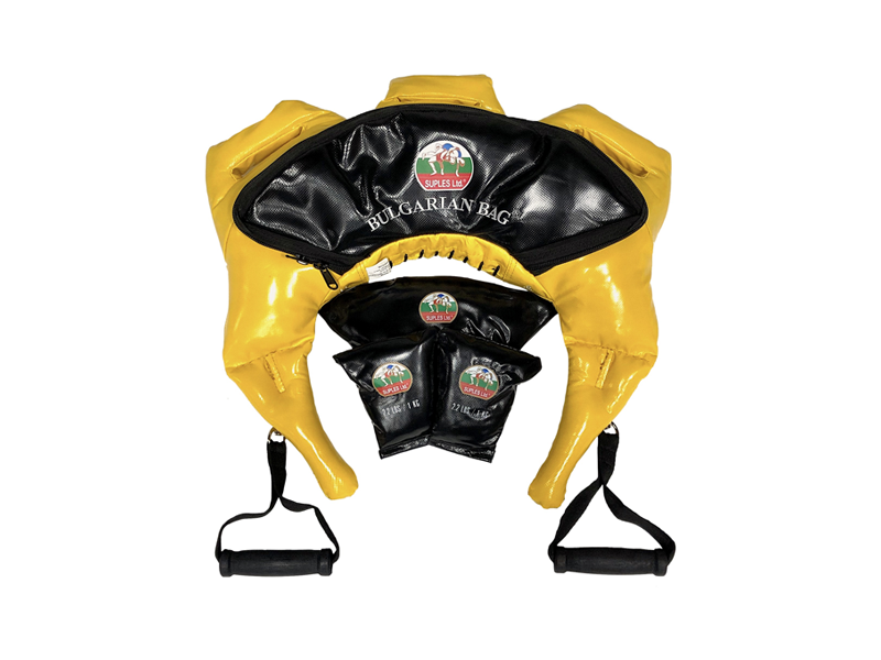 Bulgarian Bag *Suples Strong - Vinyl Size XS-S Color - Yellow